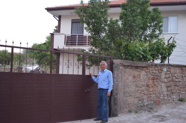 Mustafa Özçelik Malikhanesi İnegazili Köyü Sungurlu Çorum